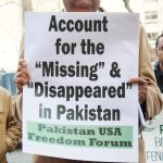 Rally for Aafia Siddiqui Washington DC