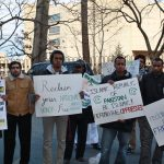 Rally for Dr. Aafia Siddiqui, Washington DC7