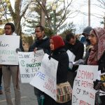 Rally for Aafia Siddiqui Washington DCC