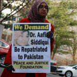 Rally for Dr. Aafia Siddiqui, Washington DC