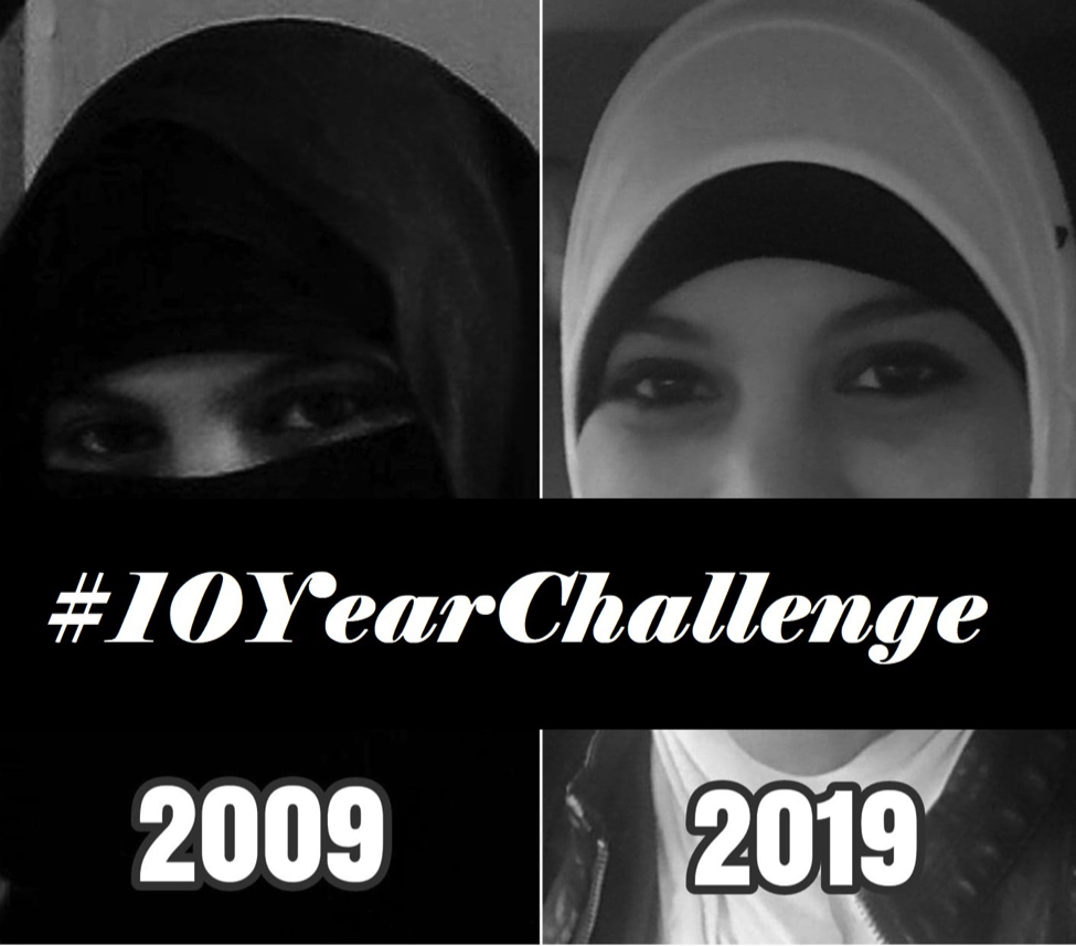 What The Niqab Taught Me About Myself