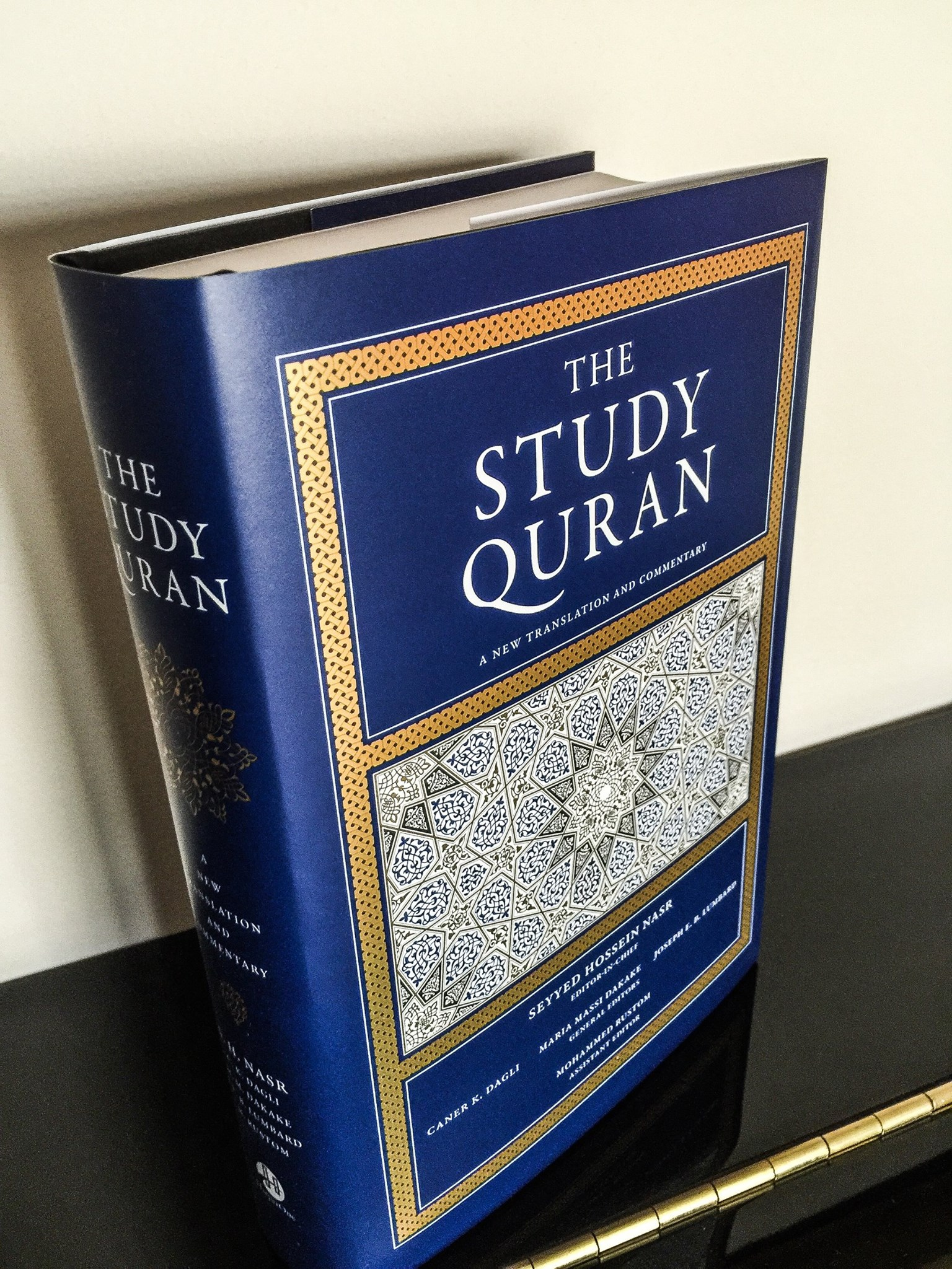 The Study Quran New Translation and Commentary ...