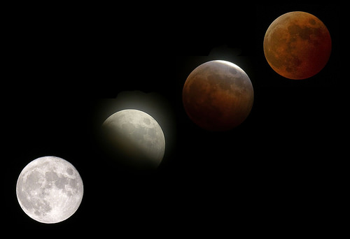 Reminder: Lunar Eclipse Tonight! | MuslimMatters.