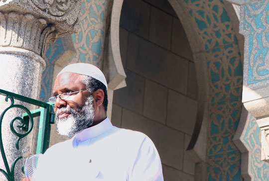 an imam in america critique This story is part of diversity in america imam al-hajj talib abdur-rashid from the mosque of islamic brotherhood in harlem presides over a prayer service for.