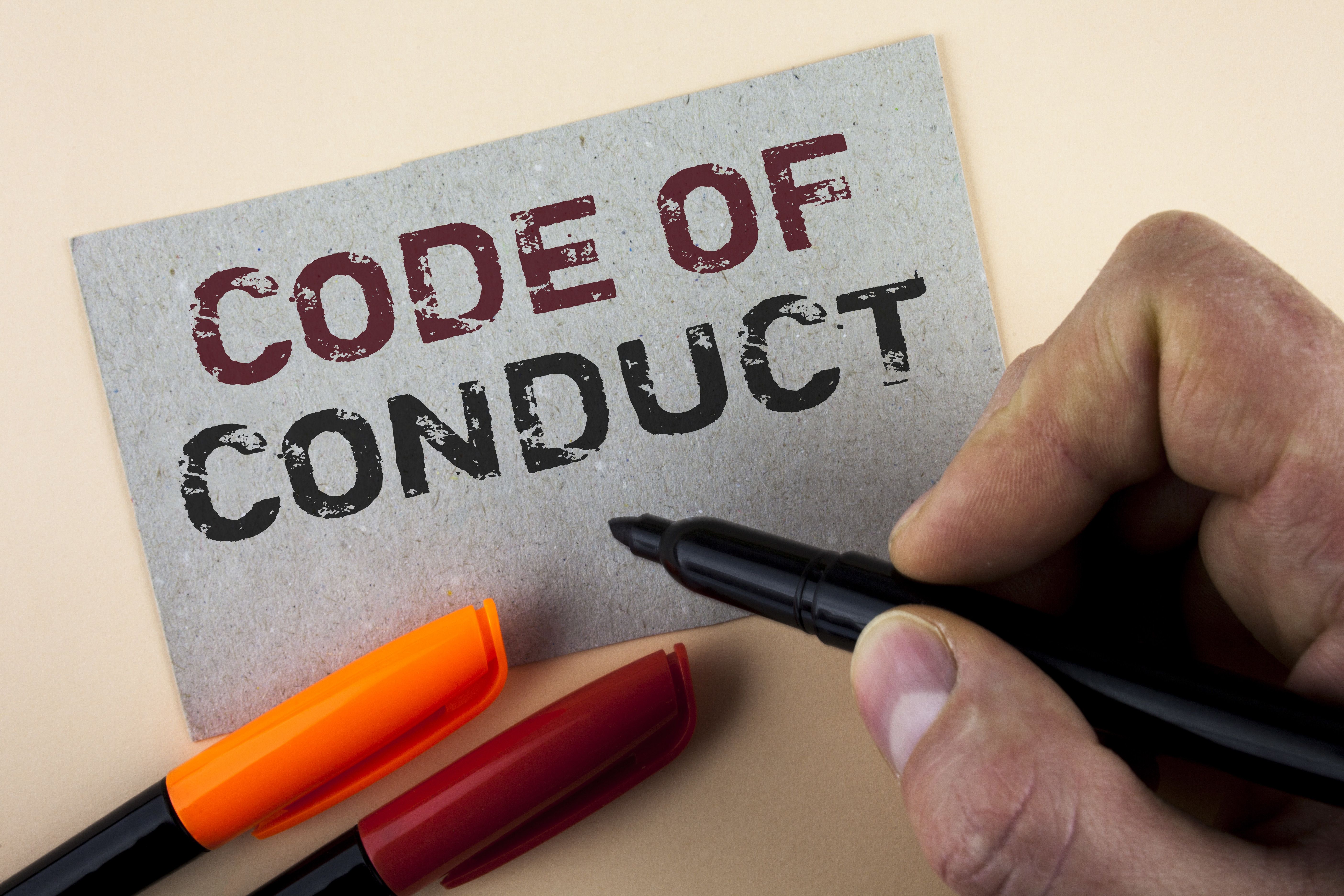 A Code of Conduct To Protect Against Spiritual Abuse