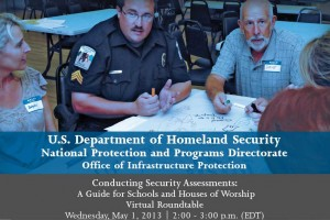Homeland Security Safe Mosques