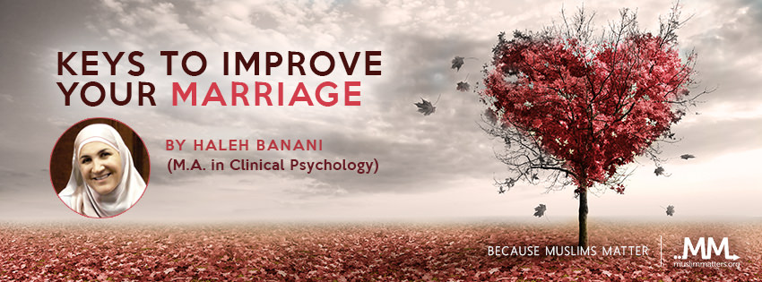 Improve Marriage