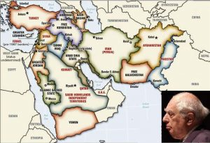 The Bernard Lewis Plan for the Middle East.