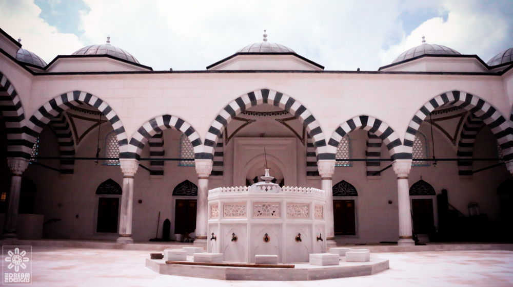 Turkish Mosque-2
