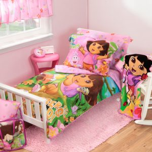 Dora the Explorer bed