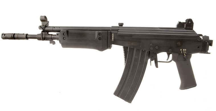 Galil MAR rifle