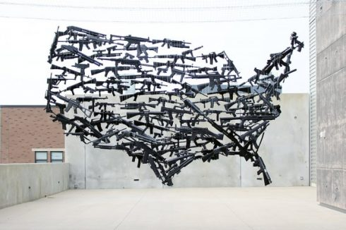 guns in America blacks