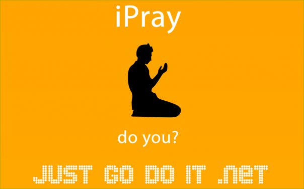 Just Go Do It! Mercy Mission's iPray Salah (Prayer) Initiative ...