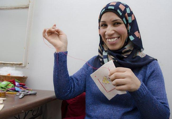 How Social Enterprises Are Changing Lives Of Palestinian Women