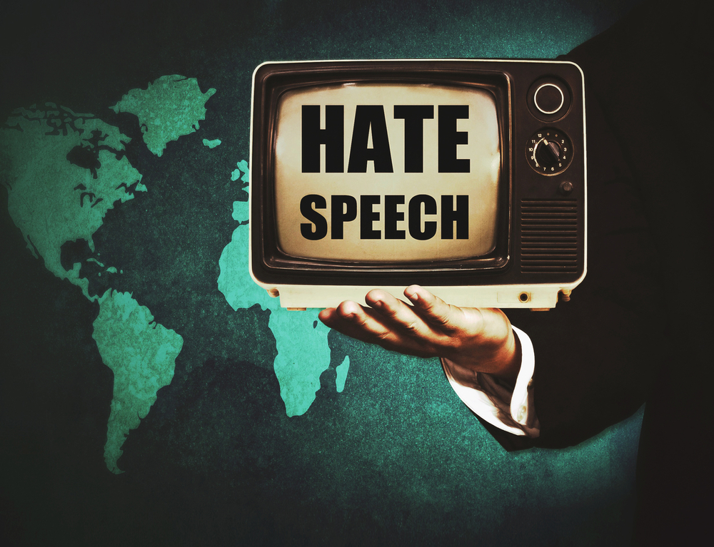 hate speech We encourage free speech and try to defend your right to express unpopular points of view, but we don't permit hate speech hate speech refers to content that promotes violence against or has the pri.