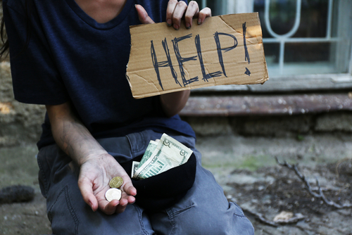 The Beggars Outside The Masjid: Myth and Reality