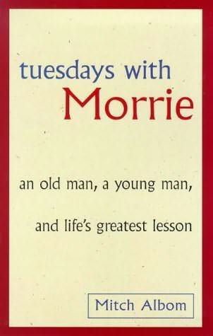 tuesday with morrie reflections Tuesdays with morrie is one of the movies that brought me to tears while watching it no matter how i suppress my feelings and sentiments but the tears are unstoppable.