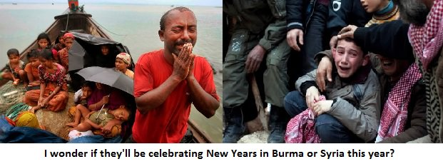 4 Reasons Why Muslims Should Not Celebrate the New Year