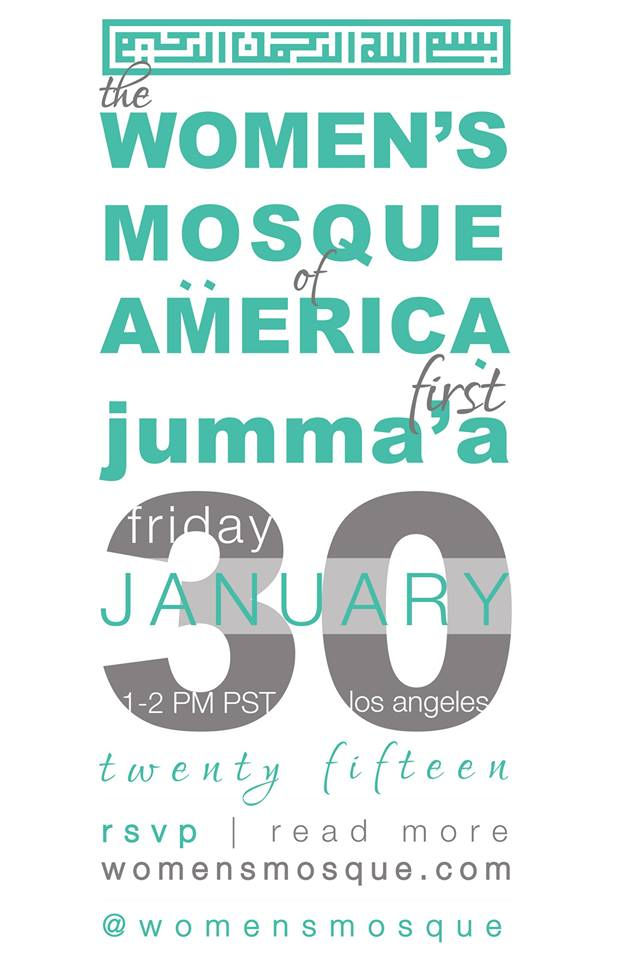 Thoughts on the Women's Mosque of America | MuslimMatters org